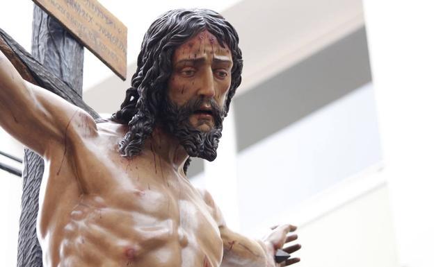 Cristo de la Crucifixión.