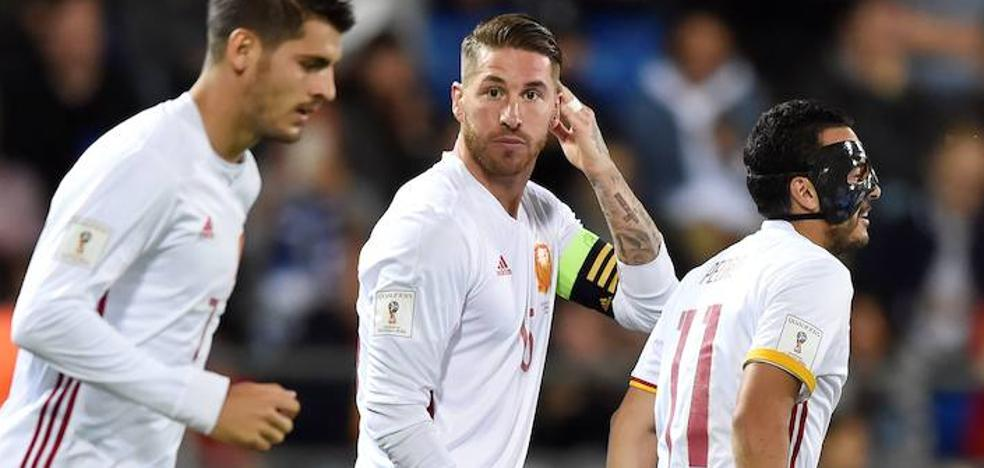 Ramos: «Queremos haya alguien fijo que mire por el bien del fútbol español»