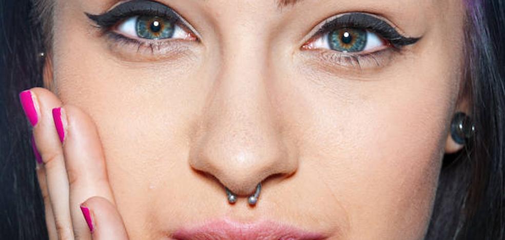 Septum, el arte de tunearse la nariz