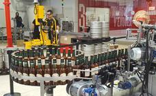 Cervezas Victoria inaugura su fábrica en Málaga, que empezará produciendo 1,2 millones de litros anuales