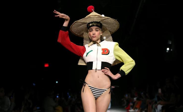 Desigual desfila en la Semana de la Moda de Nueva York