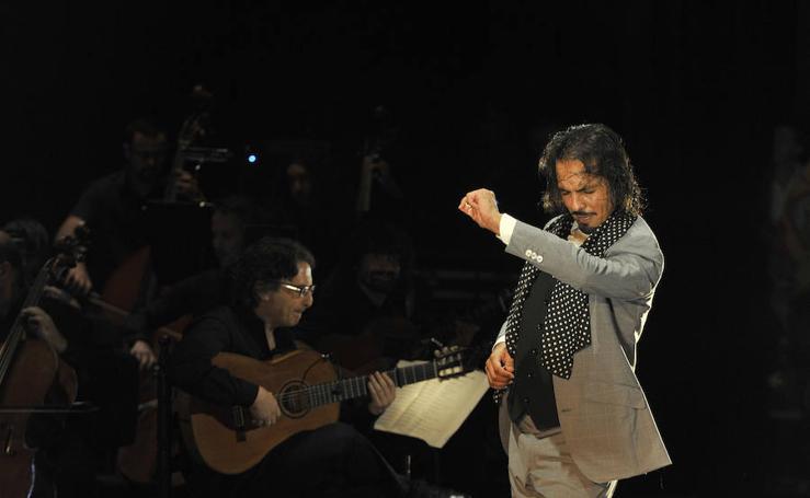 La clausura de la Bienal de Flamenco, en imágenes