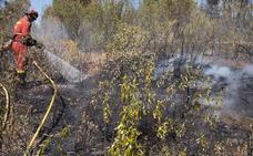 Asciende a unos 500 los desalojados por el incendio de La Granada de Riotinto