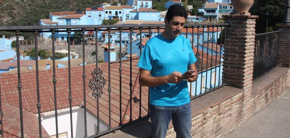 Bandos municipales también por WhatsApp en Júzcar
