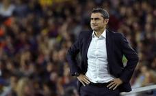 El mejor arranque liguero no zanja la zozobra en 'Can Barça'