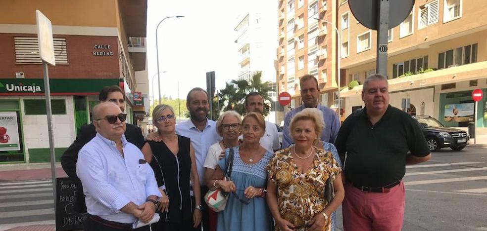 Ciudadanos presentará una moción ante la Comisión de Urbanismo para mejorar la situación en La Malagueta
