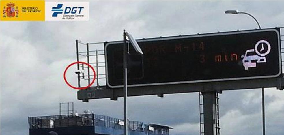 Estas son las 18 cámaras que controlarán el uso del cinturón de seguridad en Málaga