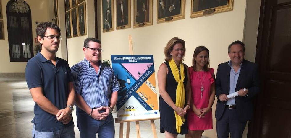 Málaga se suma a la Semana Europea de la Movilidad
