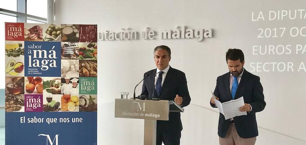 La Diputación destina ocho millones de euros a potenciar el sector agroalimentario de la provincia