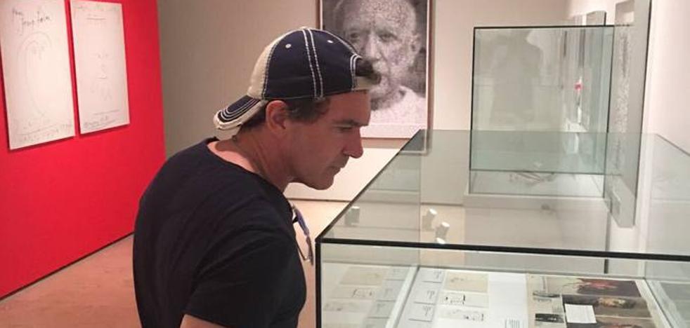 El Picasso de Antonio Banderas se rodará en Málaga