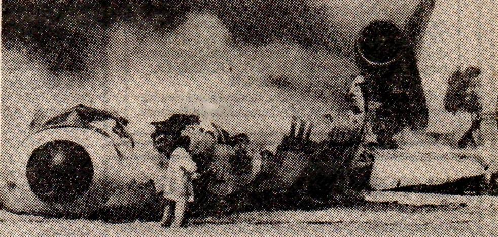 35 años del accidente del DC-10 que conmocionó a Málaga