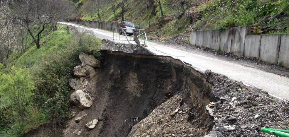 Municipios de Málaga piden al Gobierno ayudas por los daños de temporales valorados en 7,5 millones de euros