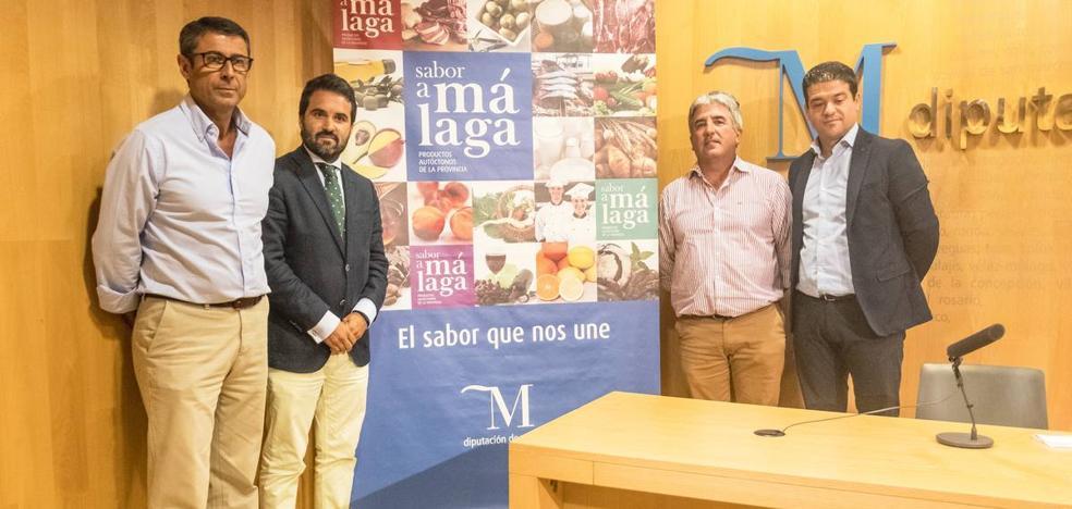 La feria Sabor a Málaga de Coín contará con más de 30 productores locales