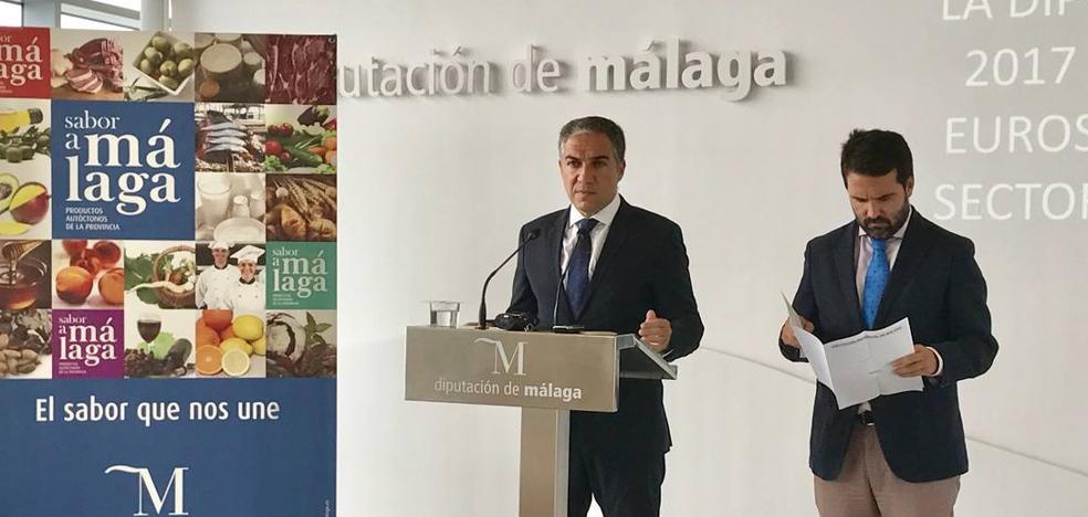 Sabor a Málaga recibe 8 millones de euros para promoción y líneas de ayuda