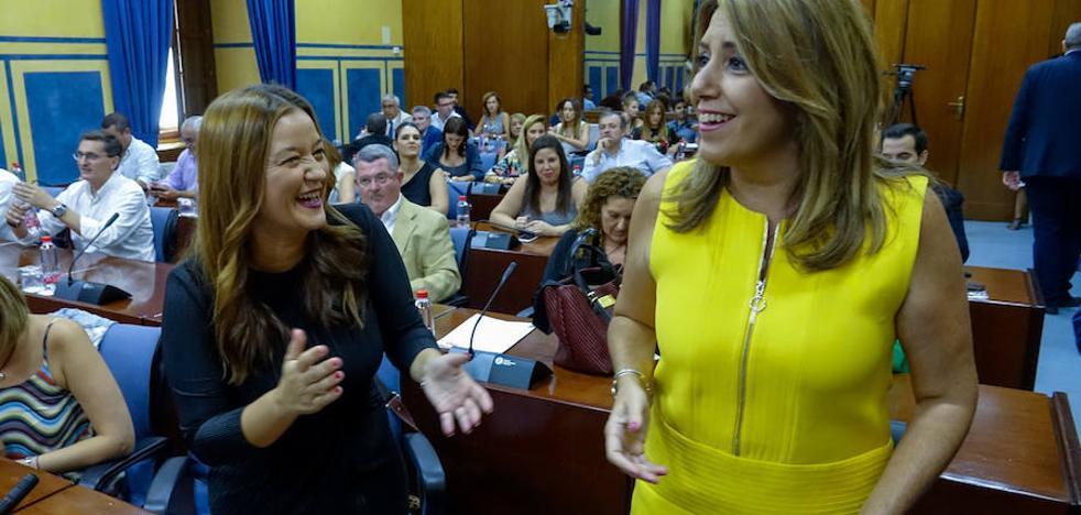 Susana Díaz: «Nadie nos va a llevar a la preautonomía»