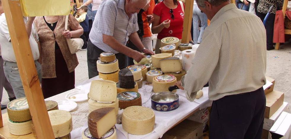 Teba celebrará su feria del queso artesano el 30 de septiembre y el 1 de octubre