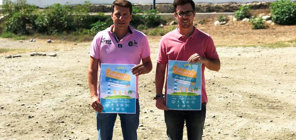 Torrox acoge este fin de semana la primera carrera de drones de España