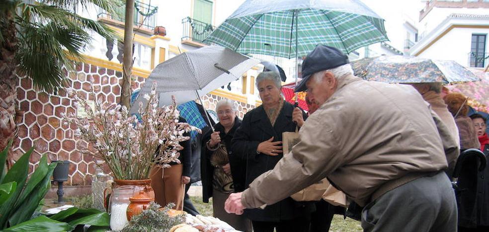Almogía celebra el Día de la Almendra con degustaciones de platos elaborados con este fruto