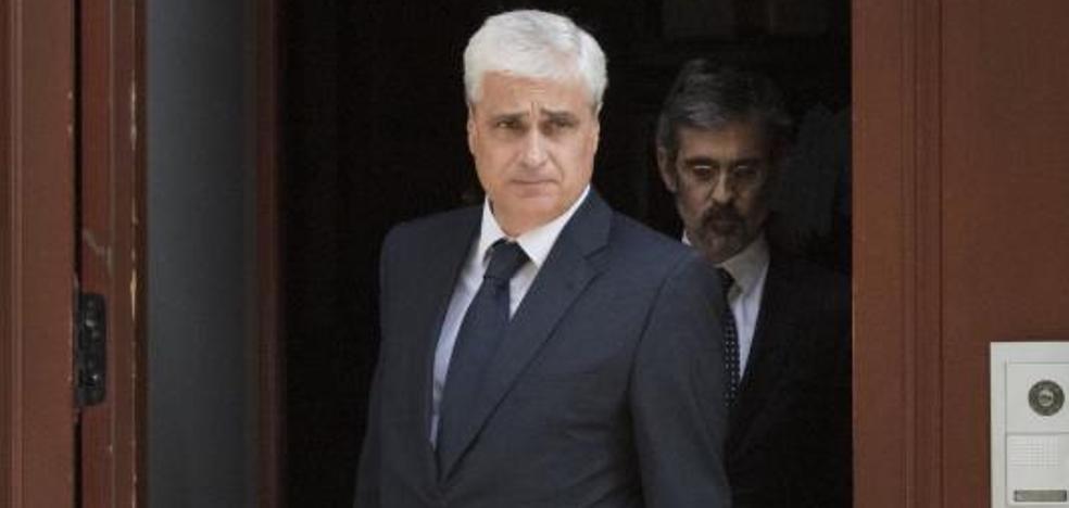 Anticorrupción pide que se prohíba salir de España a Gordó