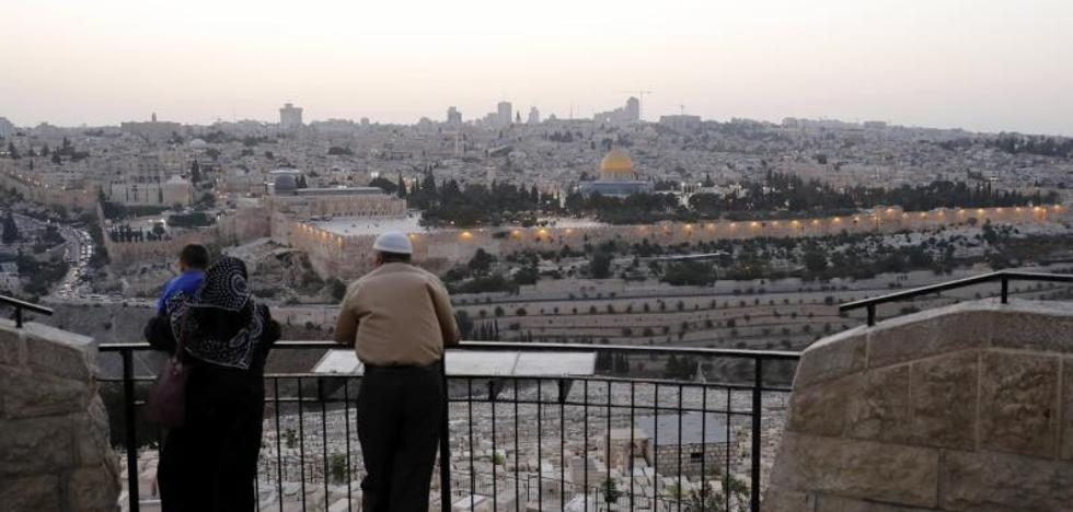 El Giro de 2018 comenzará en Jerusalén