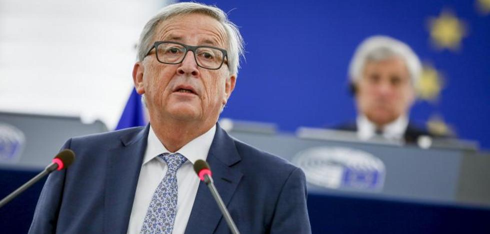 Juncker dice ahora que Bruselas respetaría un resultado favorable a la independencia