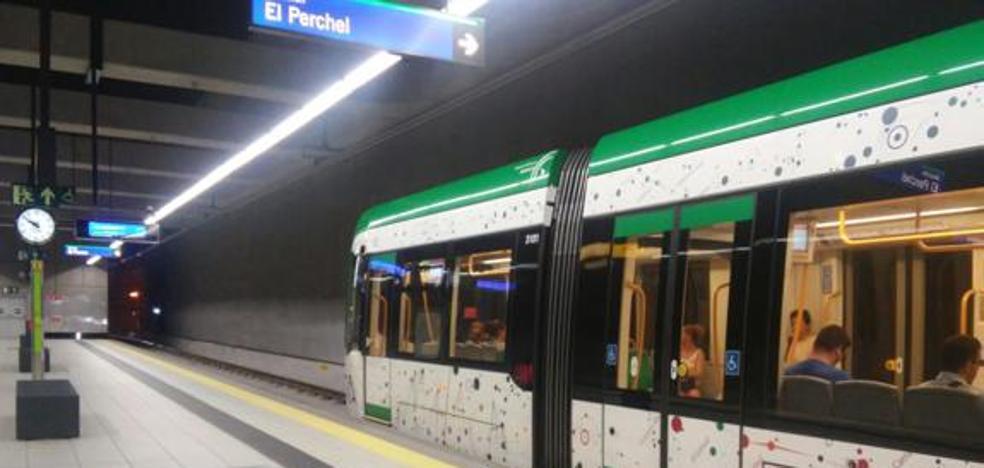 """De la Torre recuerda su postura de """"colaboración"""" con el metro y aconseja a la Junta """"esperar"""" con el tramo al Civil"""