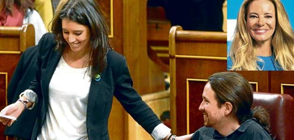 Paula Vázquez: «No conozco a Pablo Iglesias»
