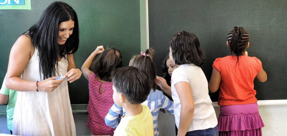 Uno de cada cuatro profesores de la escuela pública es interino