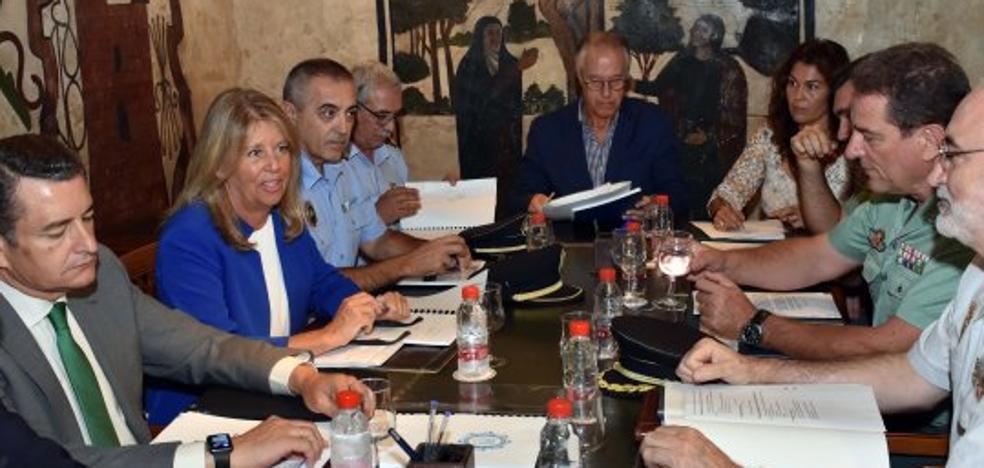 Marbella apuesta por la videovigilancia y descarta la unidad policial de paramotor