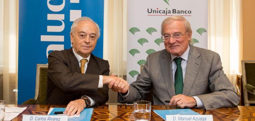 Santalucía cierra la operación con Aviva e inicia su alianza con el Grupo Unicaja Banco
