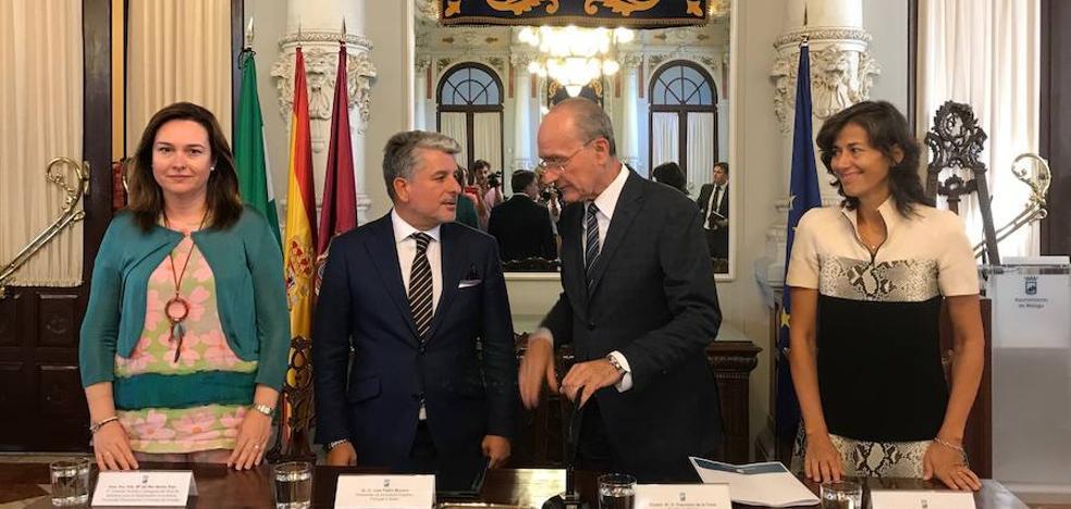 El Ayuntamiento de Málaga se adhiere a un plan para fomentar el empleo de colectivos vulnerables