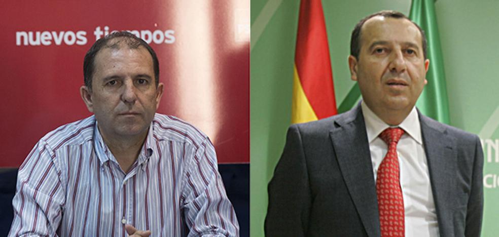 Los dos candidatos a dirigir el PSOE de Málaga consiguen los avales