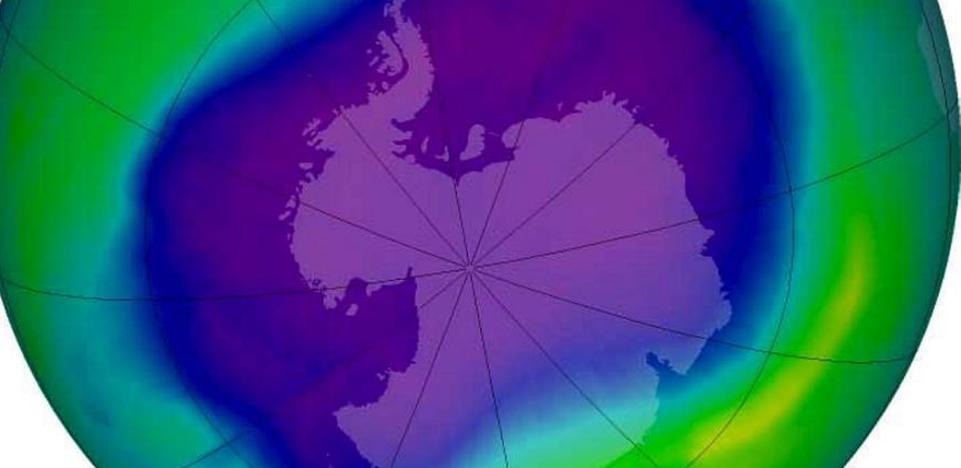 La capa de ozono empieza a recuperarse por primera vez en 30 años
