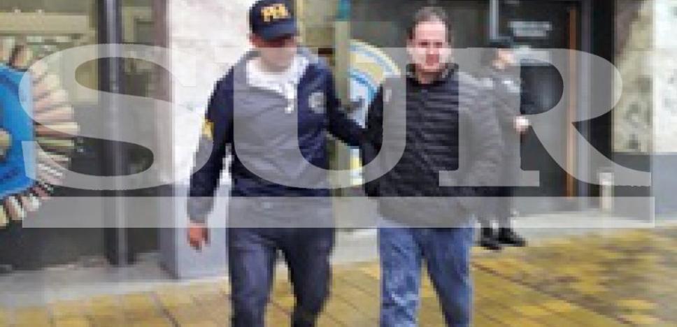 Carlos Fernández, detenido en Argentina
