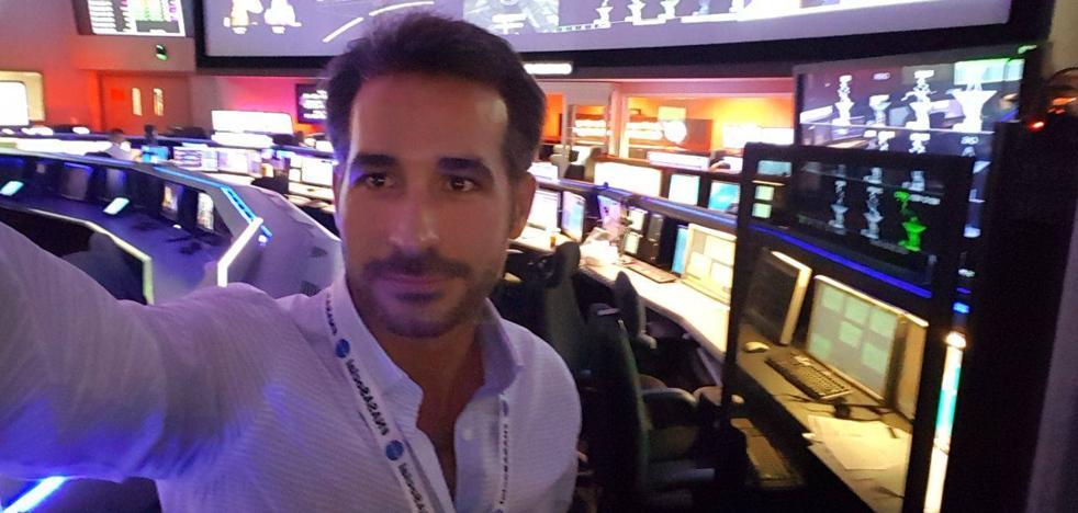«Ha sido un sueño». Carlos Pérez, testigo de excepción de la destrucción de la sonda Cassini