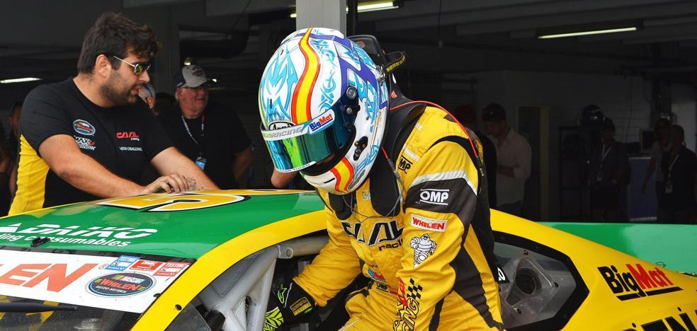 Salva Tineo se juega sus posibilidades en el Autódromo de Franciacorta