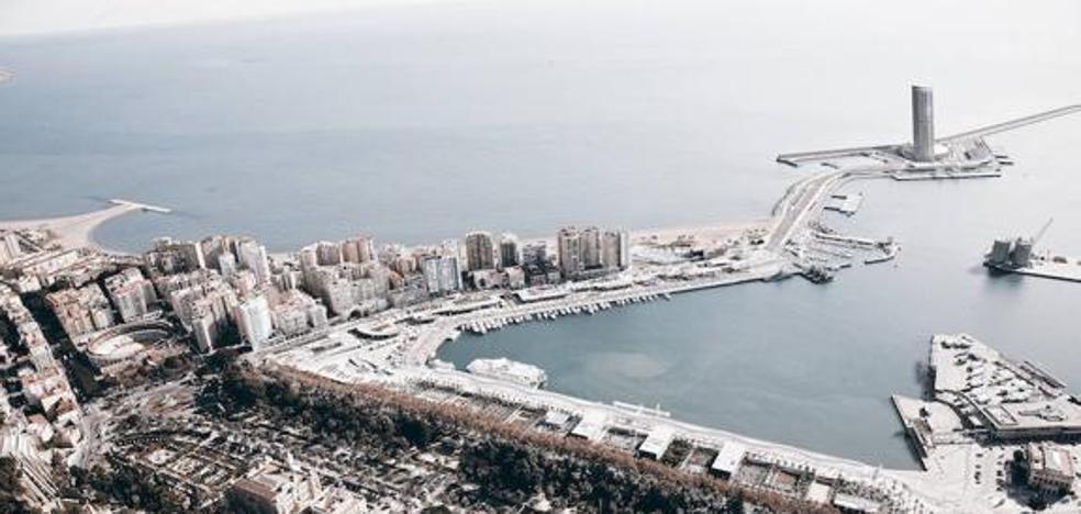 El Colegio de Arquitectos rechaza la ubicación de un hotel en el dique de Levante