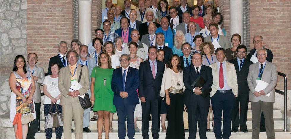 La UMA inaugura el XXVI Encuentro de la Asociación Von Humboldt de España con la ciencia como protagonista