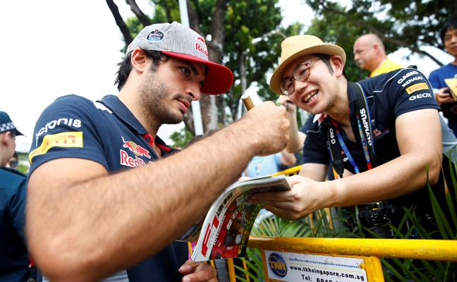 Sainz, tras los pasos de Alonso a Renault