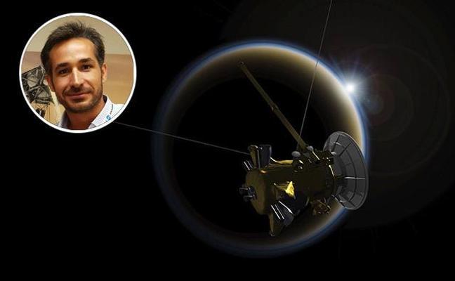 Directo | Un malagueño, testigo en la NASA del 'Gran Final' de la sonda Cassini en Saturno