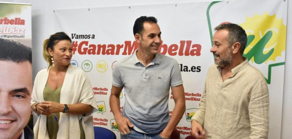 IU teme que la actitud del nuevo gobierno local de Marbella termine por bloquear las inversiones prometidas por la Junta