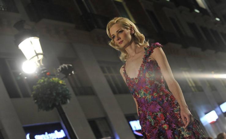 Ivana Picallo, en Pasarela Larios Fashion Week