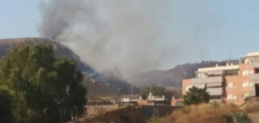 Estabilizado el incendio forestal en Puerto de la Torre
