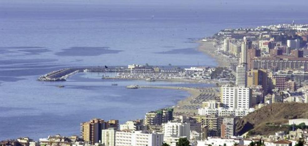Un guardia civil, apuñalado al evitar una agresión en Fuengirola