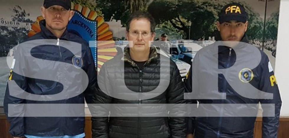 Carlos Fernández, enviado a prisión en Argentina hasta que se resuelva su extradición