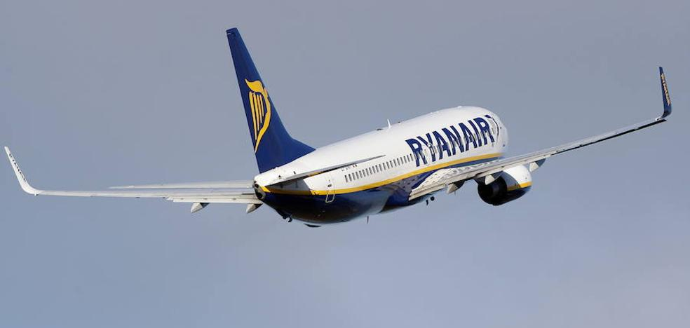 Ryanair cancelará más de 2.000 vuelos hasta final de octubre