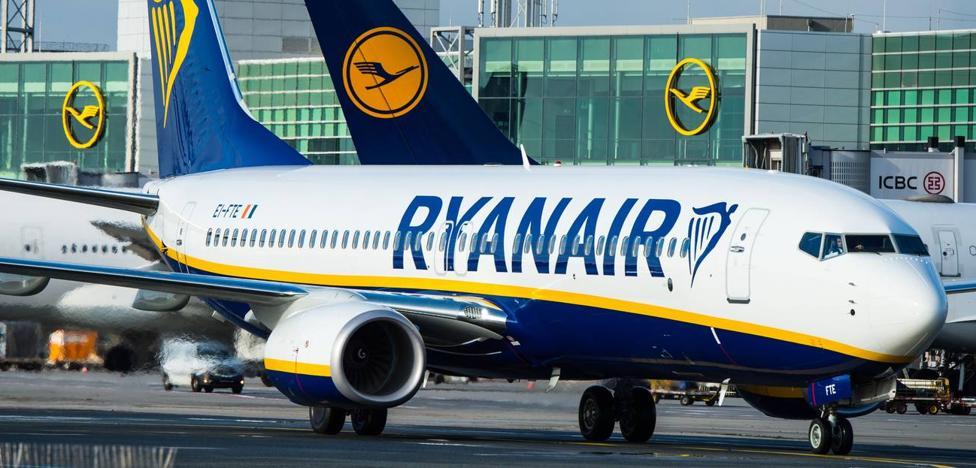 Ryanair anuncia la cancelación de más de 2.000 vuelos para mejorar la puntualidad