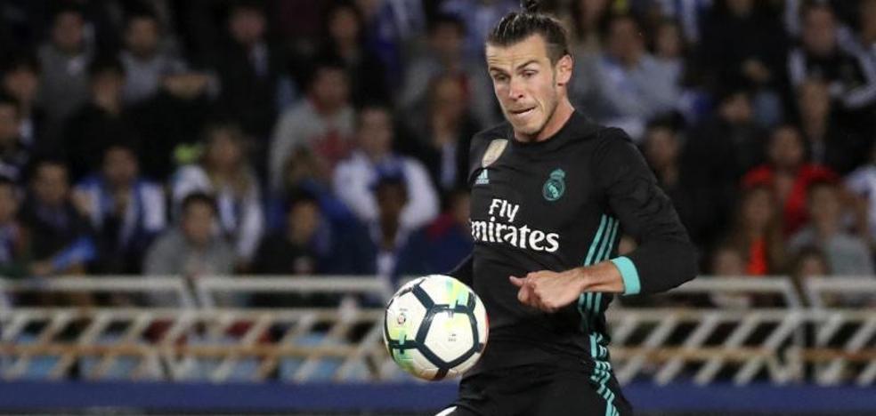 Bale: «Yo no puedo controlar los silbidos en el Bernabéu»