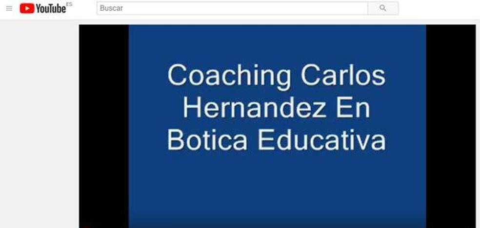 Intervenciones de Carlos Fernández como 'coach' en Argentina