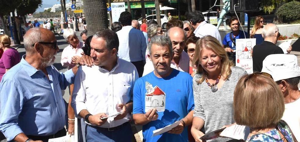 El PP lanza su campaña por la bonificación al 99% del impuesto de sucesiones